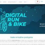 Programovanie komplikovanej štruktúry webstránky digitalrunandbike.com